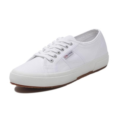 【SUPERGA】 スペルガ 2750-COTU CLASSIC 2750コットンクラシック S000010 WHITE 901 42(26.5-27cm) ホワイト
