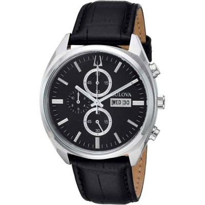 ブローバ 腕時計 Bulova 96C133 メンズ Classic クラシック Surveyor クロノグラフ Wristwatch
