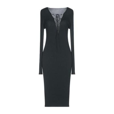 PINKO チューブドレス ファッション  レディースファッション  ドレス、ブライダル  パーティドレス ダークグリーン