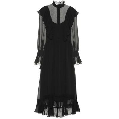 クロエ See By Chloe レディース ワンピース ワンピース・ドレス Crepe dress Black