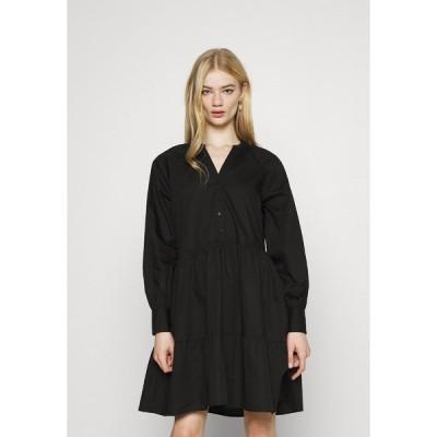 ヤス ワンピース レディース トップス YASRIA DRESS - Day dress - black