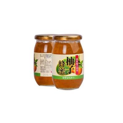 国産 柚子蜂蜜(400g)
