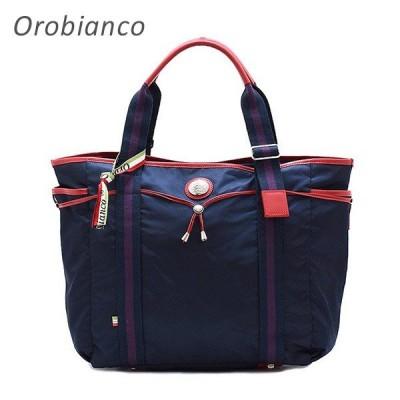 オロビアンコ トートバッグ ARINNA 09-C BLU-12/ROSSO-03 OROBIANCO ハンドバッグ メンズ