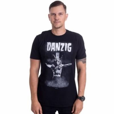 インペリコン Impericon メンズ Tシャツ トップス - Skullman - T-Shirt black