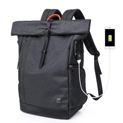 リュックサックビジネスリュックビジネスバッグマザーズアウトドアPCノートパソコン大容量防水通学通勤旅行出張USB充電口付きパソコンバッグ