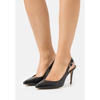 スティーブン ニューヨーク ヒール レディース シューズ JESSIE - Classic heels - black