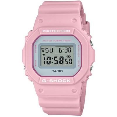 ジーショック レディース 腕時計 アクセサリー Digital Pink Resin Watch