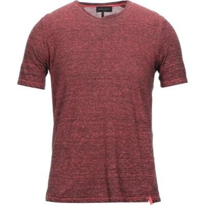 ロベルトコリーナ ROBERTO COLLINA メンズ Tシャツ トップス T-Shirt Red