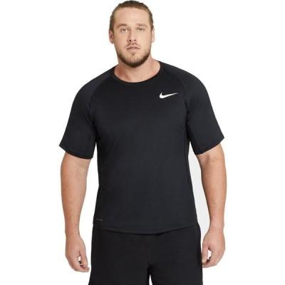 ナイキ Nike メンズ ハイキング・登山 トップス Pro Slim Short-Sleeve Top Black/White