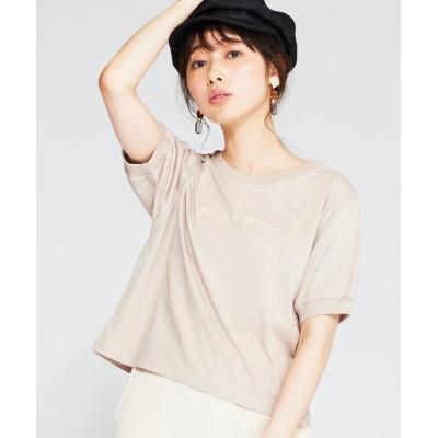 【ウィゴー】 WEGO/ボリュームスリーブアソートTシャツ ユニセックス ベージュ F WEGO