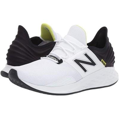 (取寄)ニューバランス フレッシュ フォーム ローブ New Balance Fresh Foam Roav White/Black