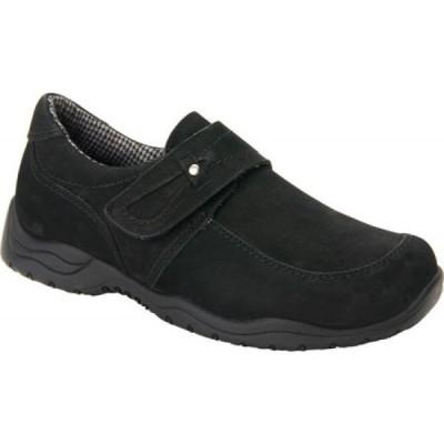 ドリュー Drew レディース シューズ・靴 Antwerp Black Nubuck