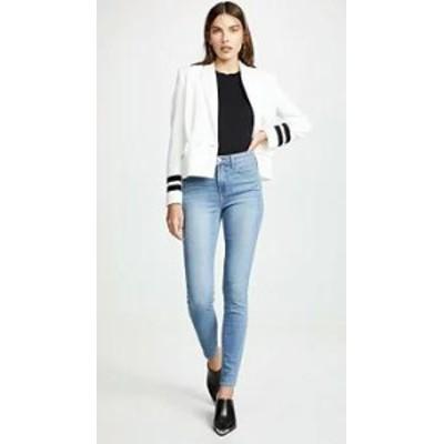LAGENCE レディースデニム LAGENCE Marguerite High Rise Skinny Jeans Seafoam