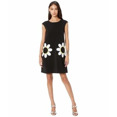 ブティックモスキーノ ワンピース トップス レディース Daisy Pocket Dress Black Multi