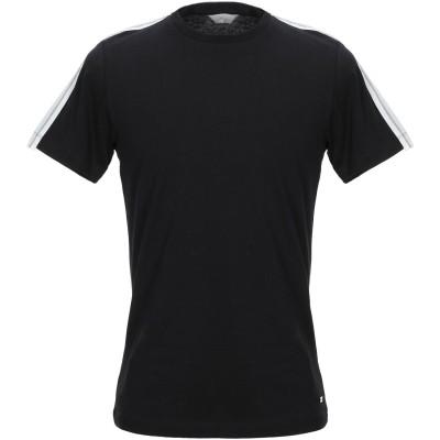SSEINSE T シャツ ブラック S コットン 100% T シャツ