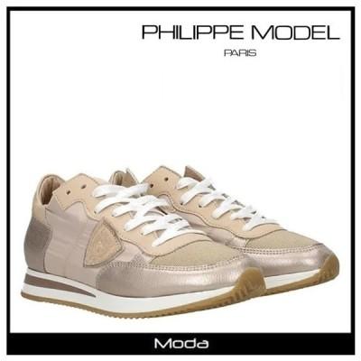 フィリップモデル スニーカー レディース Pink PHILIPPE MODEL 靴 TROPEZ