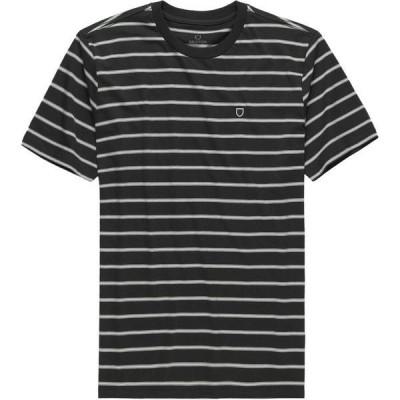 ブリクストン メンズ Tシャツ トップス Hilt Shield Knit T-Shirt