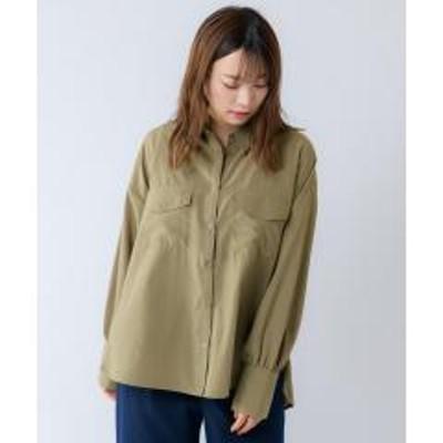 ルゥデルゥ胸ポケットシャツ(0R13-030034)