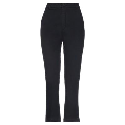フォーティーウエフト 40WEFT パンツ ブラック 40 コットン 98% / ポリウレタン 2% パンツ