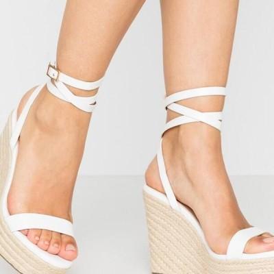 レディース 靴 シューズ High heeled sandals - white