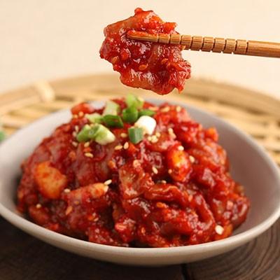[冷凍] 『塩辛』タラチャンジャ(250g)■韓国産 惣菜 韓国おかず 韓国塩辛 韓国料理 韓国食品