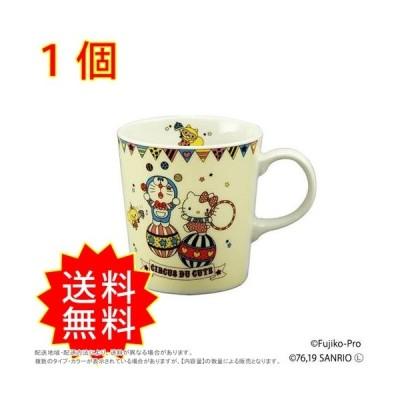 I'm Doraemon×ハローキティ マグ サーカス DO81-11 通常送料無料