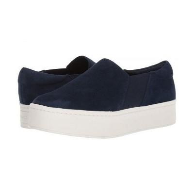 Vince ヴィンス レディース 女性用 シューズ 靴 スニーカー 運動靴 Warren - Coastal Suede Leather