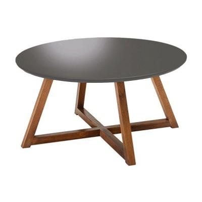 PRT-800BGY 80cm幅 リビングテーブル センターテーブル ローテーブル ソファーテーブル モダン MKマエダ ピュルテ