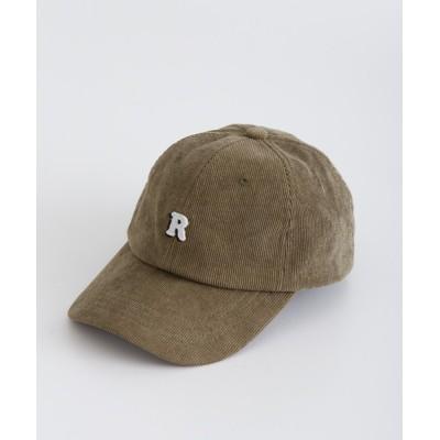 SpRay / コーデュロイCAP WOMEN 帽子 > キャップ