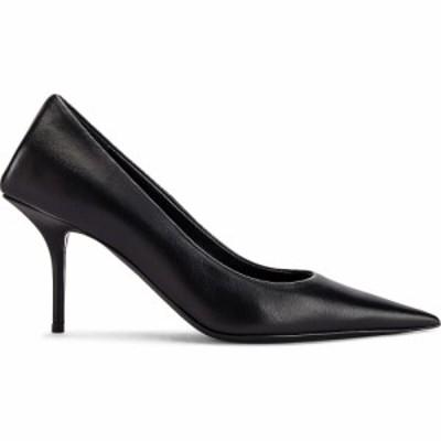 バレンシアガ Balenciaga レディース パンプス シューズ・靴 square knife pumps Black