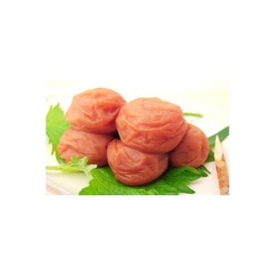 ふるさと納税 上富田町 【紀の里食品】りんご梅 1kg