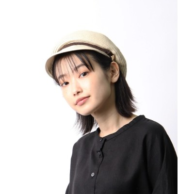 salle de bal / ▽ ペーパーマリンキャップ PAPER MARIN CAP WOMEN 帽子 > キャップ