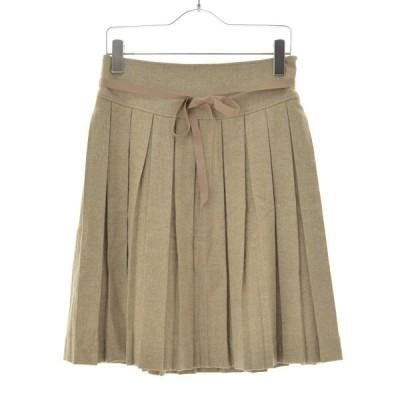 rebecca taylor / レベッカテイラー ラメプリーツ スカート