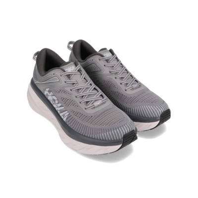 atmos / HOKA ONEONE BONDI 7 (WILD DOVE / DARK SHADOW) MEN シューズ > スニーカー