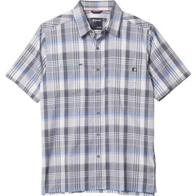 マーモット Marmot メンズ 半袖シャツ トップス Innesdale Short Sleeve Shirt Sleet