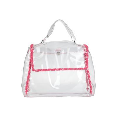 オルチアーニ ORCIANI ハンドバッグ フューシャ ポリ塩化ビニル ハンドバッグ