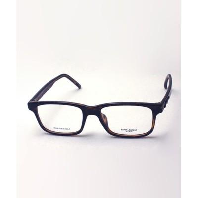 GLASSMANIA -Tokyo Aoyama- / 【SAINT LAURENT/サンローラン】スクエア メガネ SL319F 002 WOMEN ファッション雑貨 > メガネ