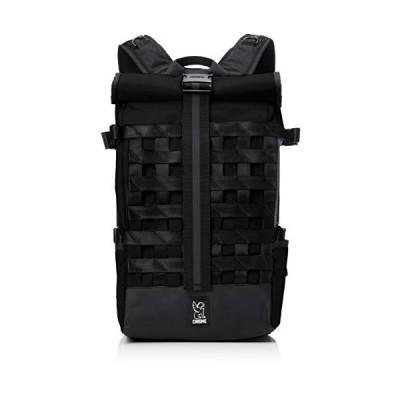 Chrome Industries Barrage Cargo Laptop Backpack Waterproof Bag 22 Liter Black 並行輸入品
