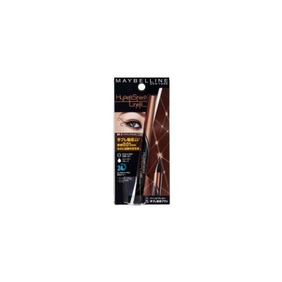 メイベリン ハイパーシャープ ライナー R #BR-2 ブラウンブラック 0.5g (アイライナー)