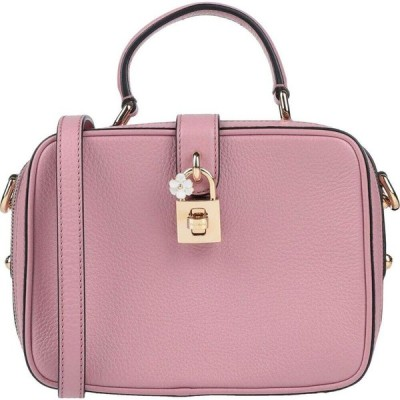 ドルチェ&ガッバーナ DOLCE & GABBANA レディース ハンドバッグ バッグ handbag Pink