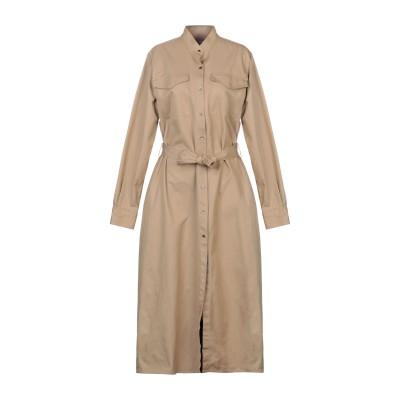 デパートメント 5 DEPARTMENT 5 7分丈ワンピース・ドレス ベージュ S 100% コットン 7分丈ワンピース・ドレス