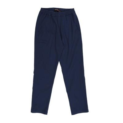 ベルウィッチ BERWICH パンツ ダークブルー 16 コットン 98% / ポリウレタン 2% パンツ