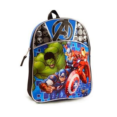 【平行輸入品】 Marvel アベンジャーズ ミニバックパック 就学前幼児用 (11インチ) (アベンジャーズ学校用品セッ