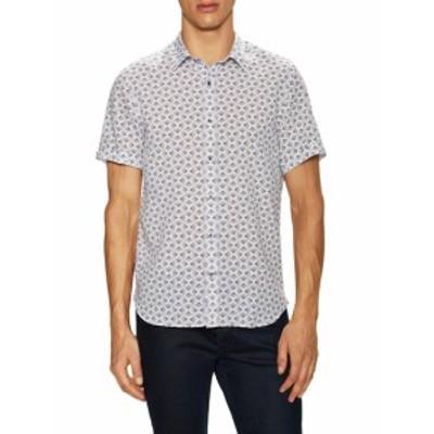 ビースポークン Men Clothing Printed Andover Shirt