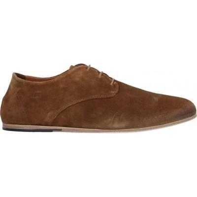 ビックマティ VIC MATIE メンズ 革靴・ビジネスシューズ シューズ・靴 Laced Shoes Tan
