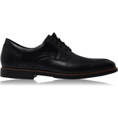 ロックポート Rockport メンズ シューズ・靴 Slayter Shoes Black