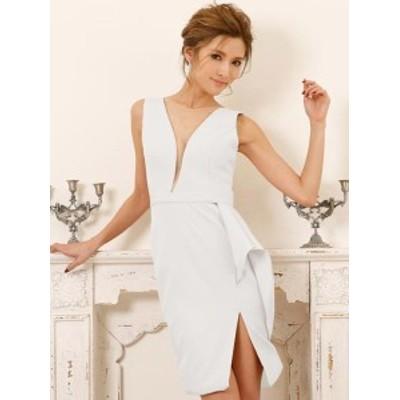 AngelR ドレス エンジェルアール キャバドレス ナイトドレス ワンピース 全5色 7号 S 6702-AR クラブ スナック キャバクラ パーティード