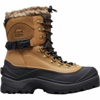 (取寄)ソレル メンズ コンクエスト ブーツ Sorel Men's Conquest Boot British Tan 送料無料