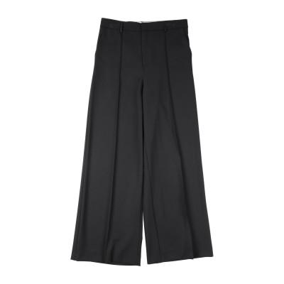 LES COYOTES DE PARIS パンツ ブラック 16 ポリエステル 75% / レーヨン 21% / ポリウレタン 4% パンツ