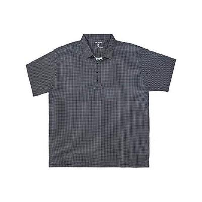 メンズ ビッグ&トール ポロシャツ ドライフィット 半袖 しわ防止 プラスサイズ US サイズ: 6X-Large カラー: ブルー